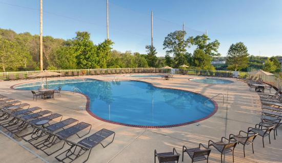 WorldMark Branson Condos: Pool