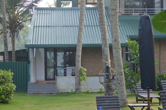 Sea Rock Villa : Jan 2015 Lovely place on the beach, Amazing view & staff are friendly