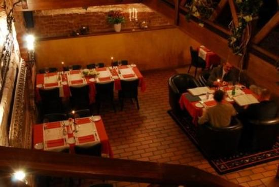 Mabre Residence Hotel: Restaurant