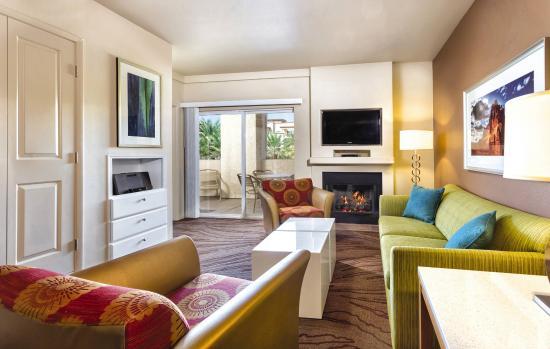 3 Bedroom Living Room - Picture of WorldMark Las Vegas-Boulevard ...
