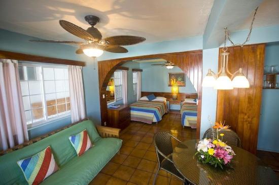 Blue Tang Inn: Guest Room