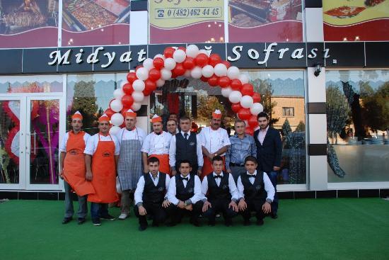 Midyat Cag Sofrasi