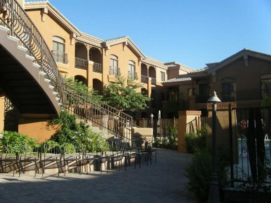 Embassy Suites by Hilton Tucson Paloma Village: Hotel Courtyard