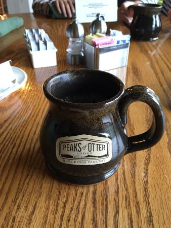 Bedford, VA: Coffee Pot