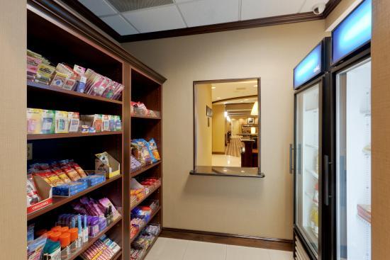 Hampton Inn Gainesville-Haymarket: Suite Shop