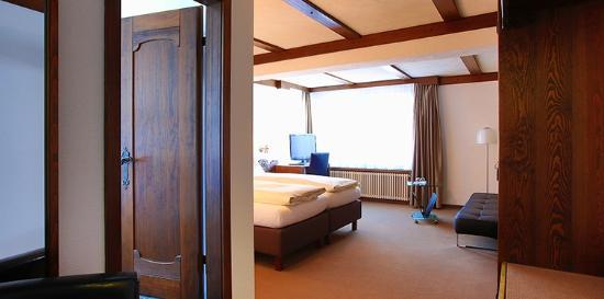 Hotel Dischma: Doppelzimmer Superior