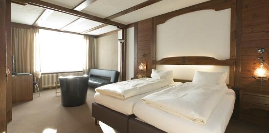 Hotel Dischma: Superior Zimmer