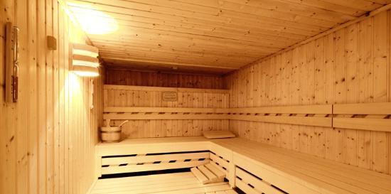 Hotel Dischma: Sauna/Dampfbad