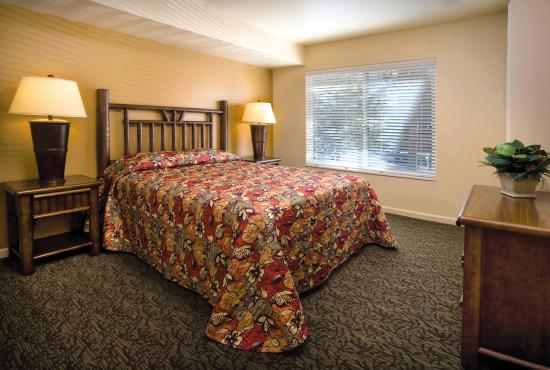WorldMark Wolf Creek: Bedroom
