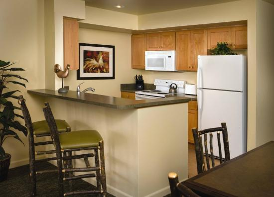 WorldMark Wolf Creek: Kitchen