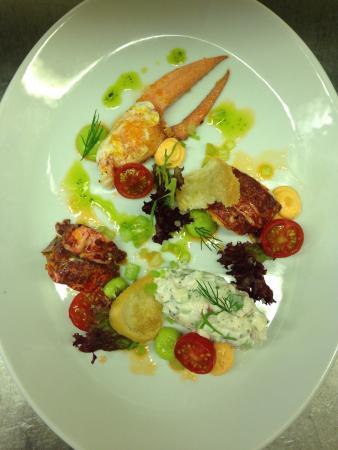 Dungarvan, Ιρλανδία: Lobster special!