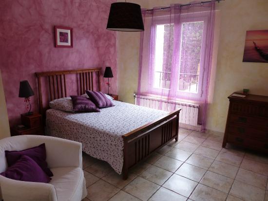 Chambres d'Hotes el Patio : La Roselière