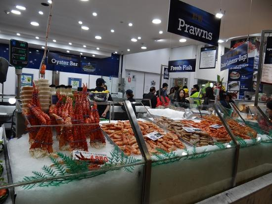 Seafood picture of sydney fish market sydney tripadvisor for Seafood fish market