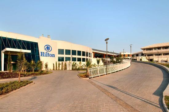 Hilton Dalaman Sarigerme Resort & Spa: Exterior