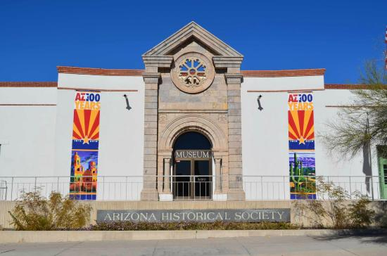 ‪Arizona Historical Society -- Arizona History Museum‬