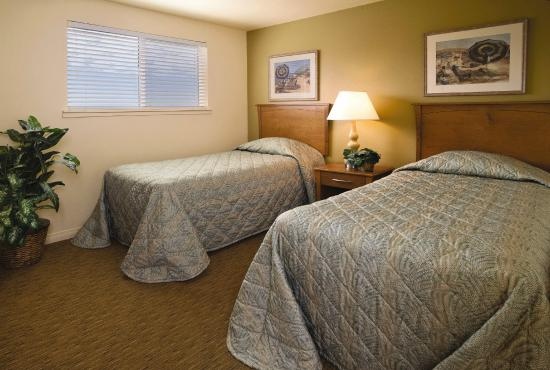 WorldMark Surfside Inn: Bedroom