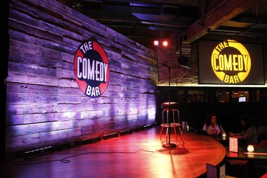 ‪The Comedy Bar‬