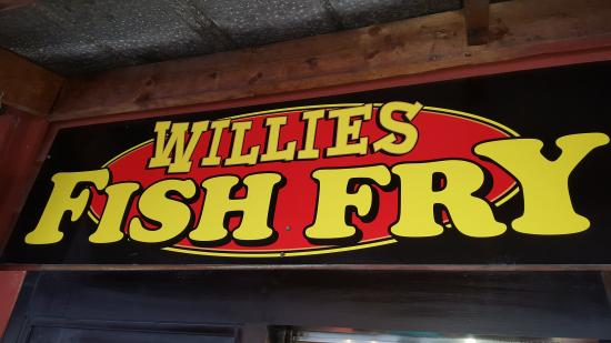 Willie's Fish Fry: best in Dalton, Ga