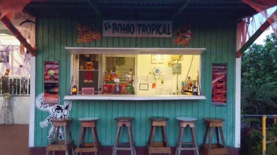 Rincon Inn: El Bohio Tropical Barrio Calvache Rincón Puerto Rico 00677