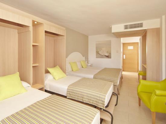 Habitacion Bild Von Allsun Hotel Paguera Park Peguera Tripadvisor