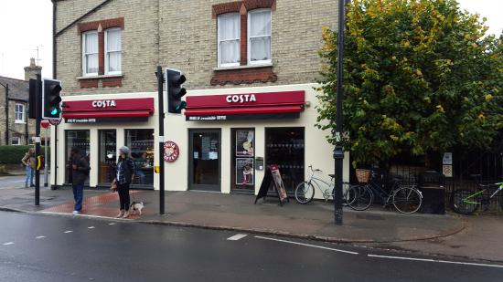 Costa Coffee - Mill Road