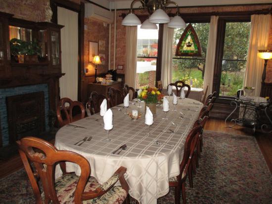 Beaufort House Inn: Dining room