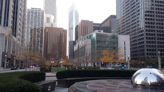 Un des plus anciens gratte ciel de chicago fotograf a de for Location garage villeurbanne gratte ciel