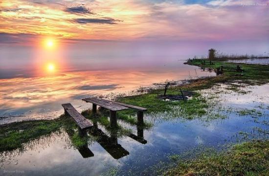 Lake Seliger, Russia: Селигер Россия