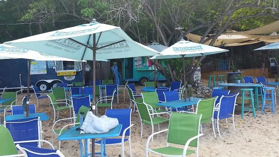 Dinghy's Beach Bar and Grill Photo