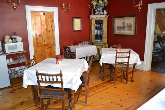 Snowflake, AZ: Dining Room