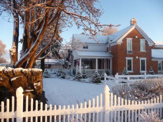 Snowflake, AZ: snow