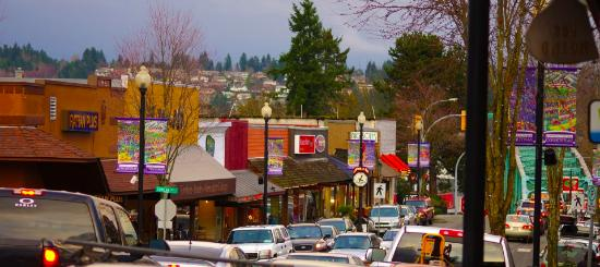 Downtown Courtenay