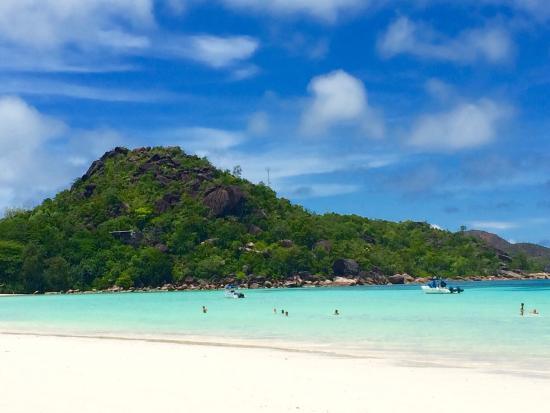Pulau Praslin, Seychelles: Eccezzionale