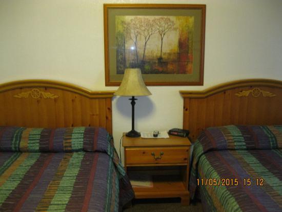 Gering, Νεμπράσκα: Circle S Lodge interior room