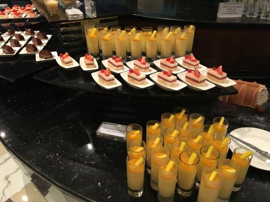 Evening Buffet at AOC