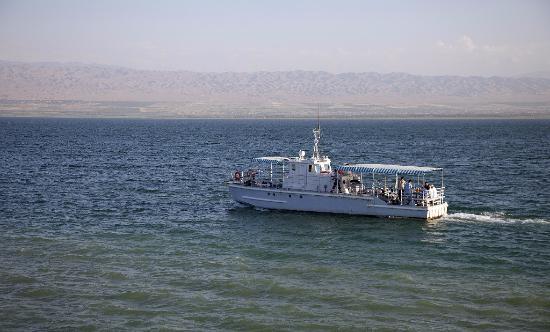 Kayrakkum Reservoir