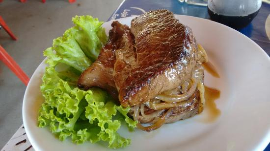 Restaurante e Lanchonete Bisteca De Ouro