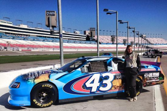 Richard Petty Driving Experience: Pista