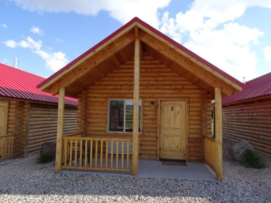 Bryce Canyon Log Cabins: Chalet