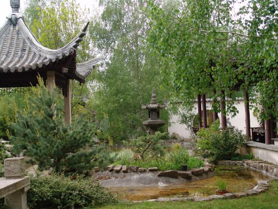 jardin yili picture of jardin chinois de yili