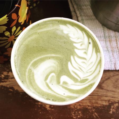 SnowDome Coffee Bar: Yummy