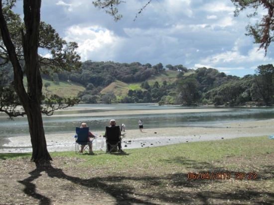 Waiwera, Nieuw-Zeeland: Wenderholm is so relaxing