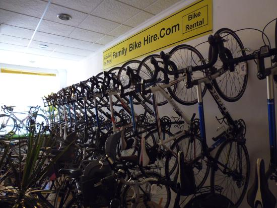 Costa Blanca Bike Hire
