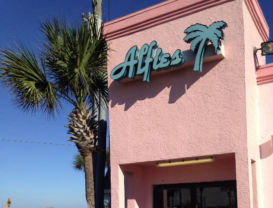 Restaurants Around Osmond Beach Florida