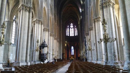 jeanne d 39 arc picture of cathedrale notre dame de reims reims tripadvisor. Black Bedroom Furniture Sets. Home Design Ideas