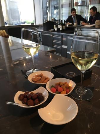 Aperitivo eccezionale!! - Foto di Café Trussardi, Milano - TripAdvisor