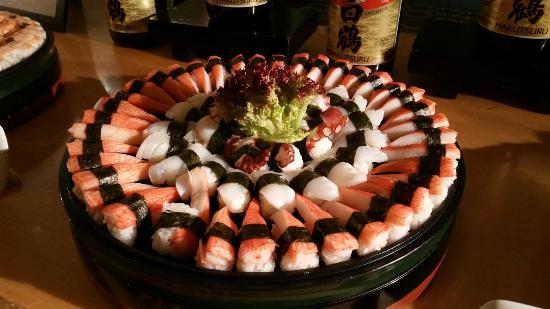 Benihana Restaurant: Benihana Sushi Nigth Buffet,,, Tuesday & Thursday!!