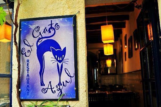 El Gato Azul: ...
