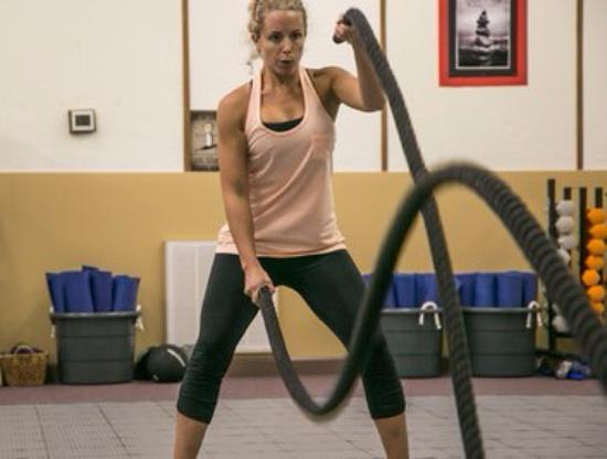 Waynesboro, TN: Rope Training Cross Fit