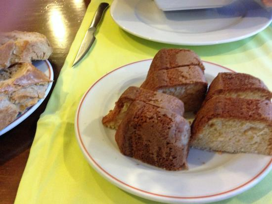 Lavacolla, España: cake